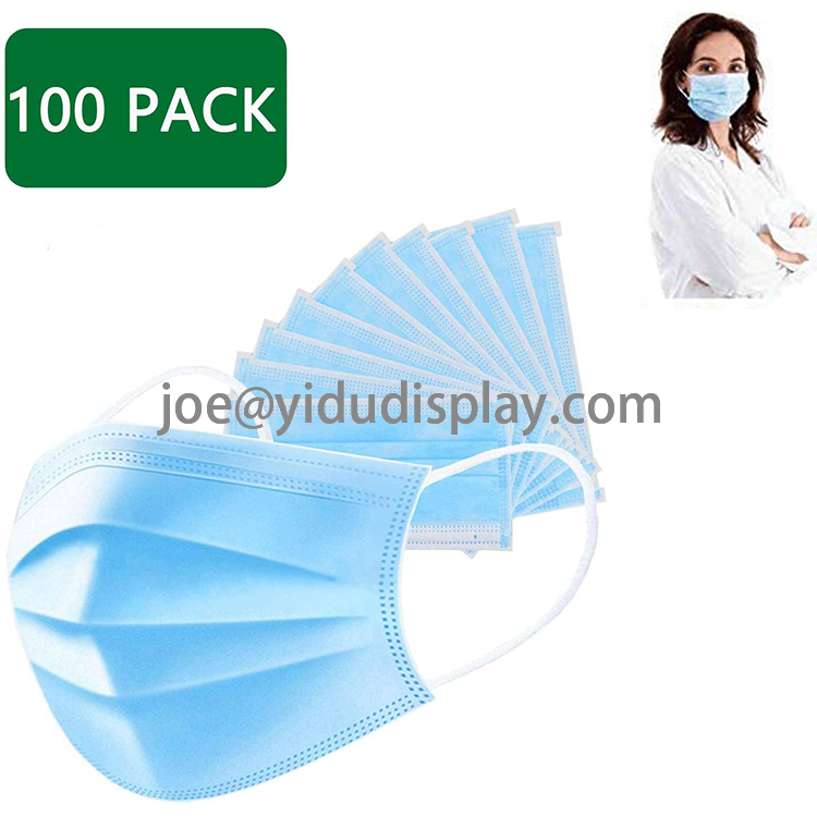 3-Layer Non-woven Disposable Masks-002