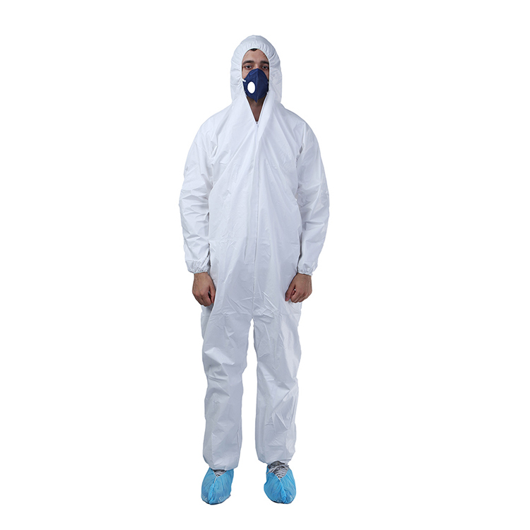 Isolation Gown Industrial Scientific-007