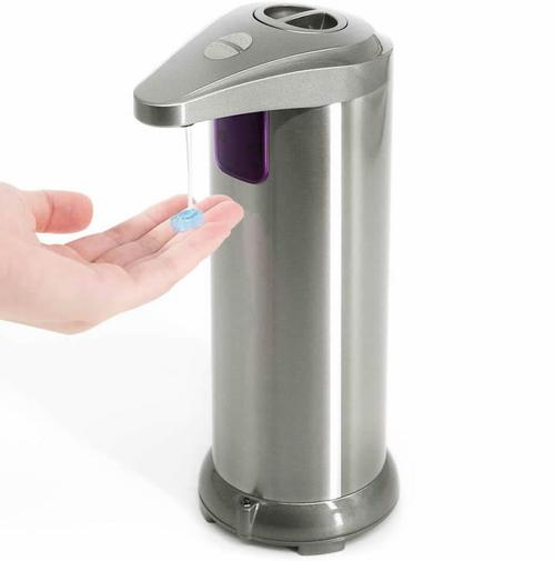 Counter Mounted Automatic Soap Dispenser 34